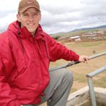 Will Kirby atop Water Tower Konani Bolivia