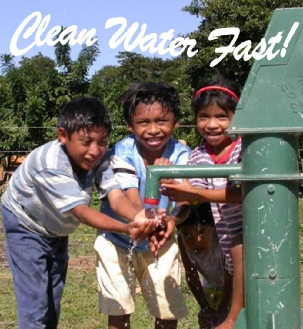 Clean Water Fast
