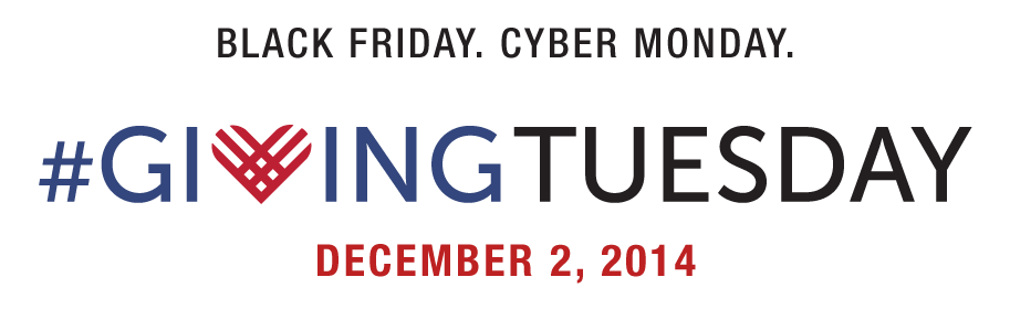 Giving Tuesday logo secular