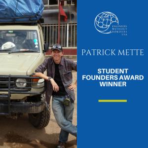 patrick mette ewb usa award