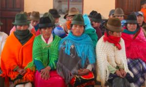 Comuna Guangaje women